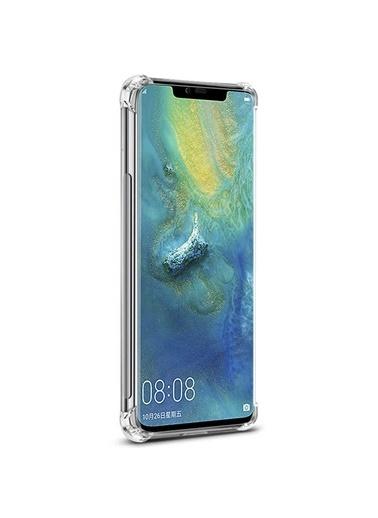 Microsonic Shock-Absorbing Kılıf Huawei Mate 20 Pro  Renksiz